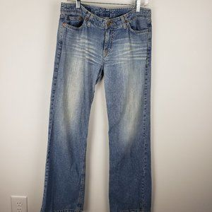 Lucky Brand Y2K Mid Rise Flared Jeans Size 30/10